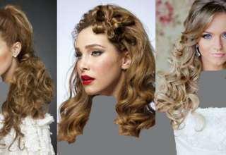 مدل عروس با جدیدترین طراحی آرایش مد روز