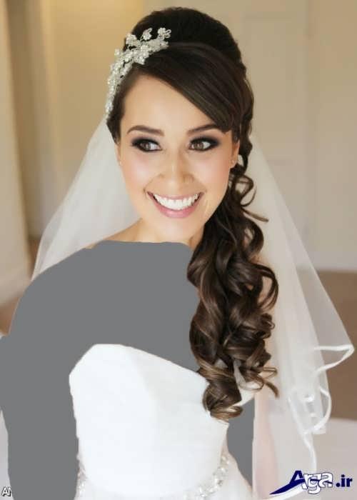 مدل موی عروس باز