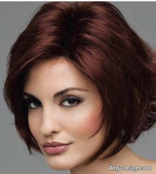 رنگ موی خاص و زیبا