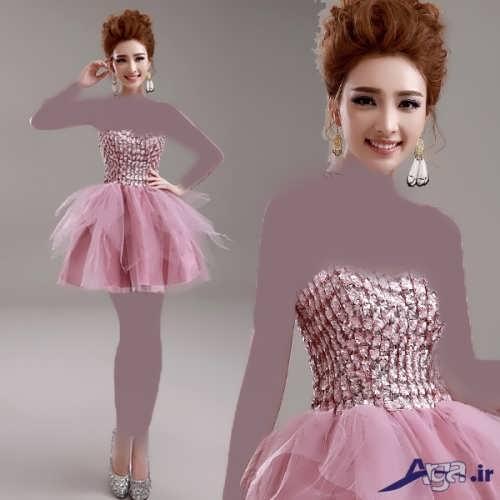مدل لباس نامزدی با طراحی مدرن