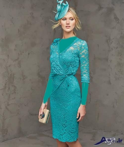 مدل لباس نامزدی گیپور