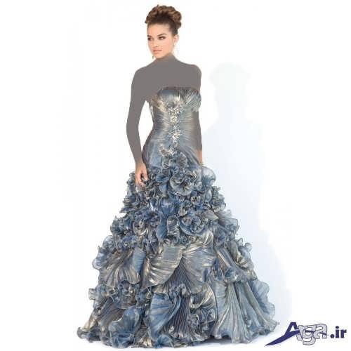 مدل لباس نامزدی شیک و مدرن
