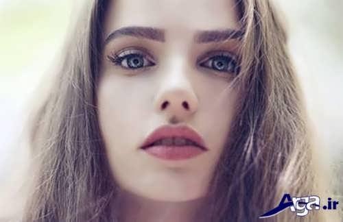مدل ابرو جدید و زیبا دخترانه