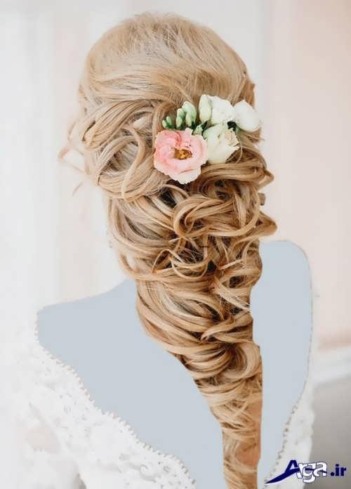 برترین مدل موهای زیبا برای عروس