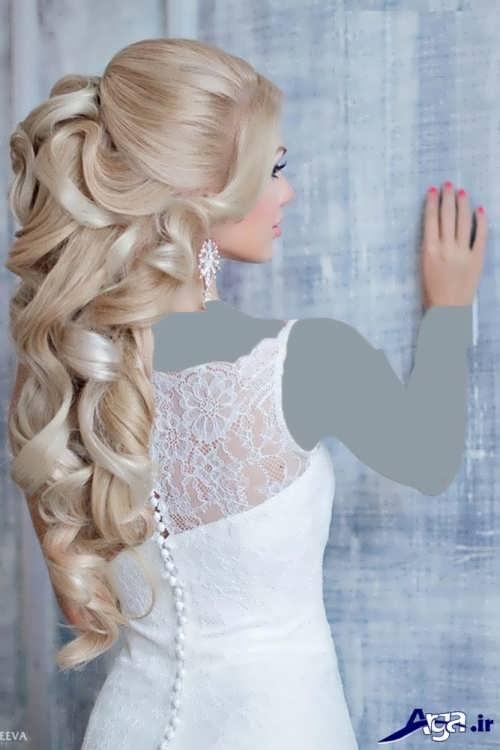 مدل موهای عروس