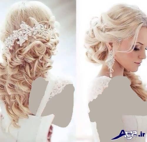 جدیدترین مدل موهای عروس