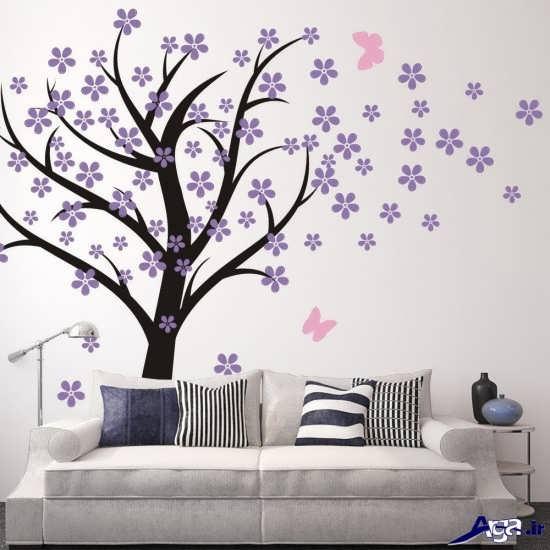 نقاشی روی دیوار با خلاقانه ترین ایده های سال