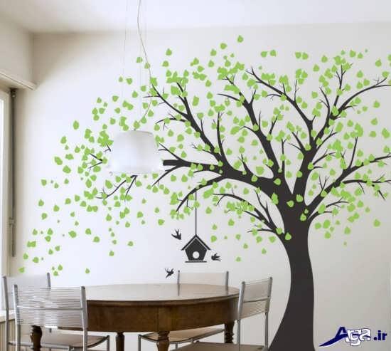 نقاشی و رنگ دیوار