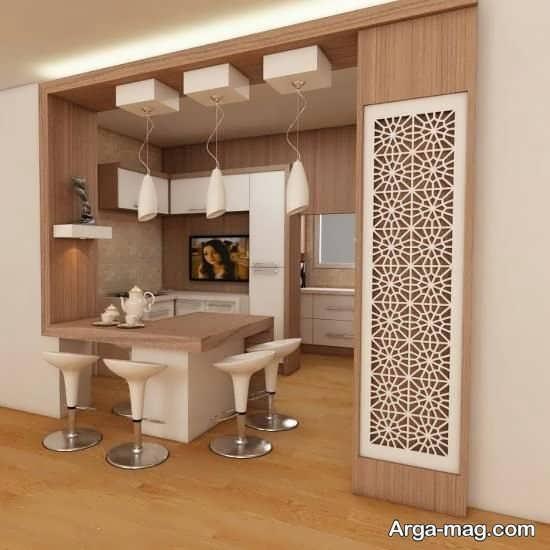 مناسب ترین طراحی کابینت آشپزخانه کوچک