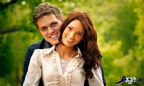 عکس اسپرت عروس و داماد