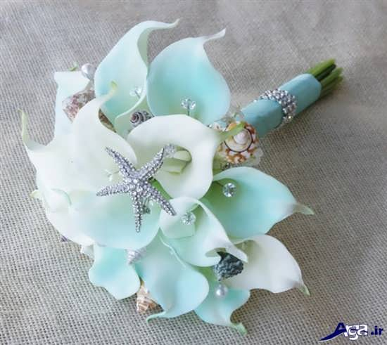 عکس از دسته گل عروس