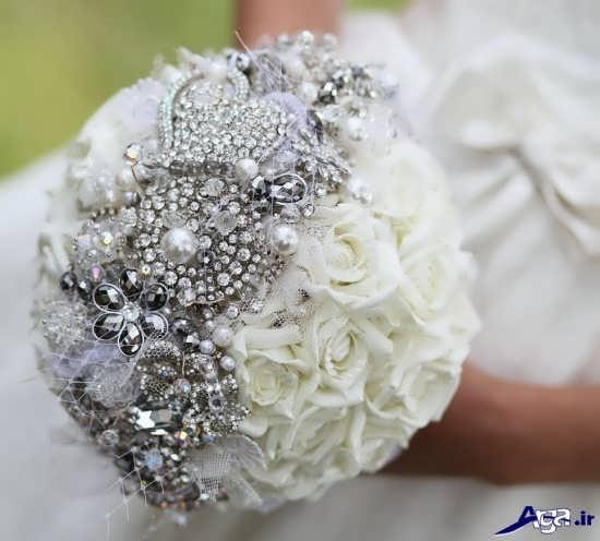 عکس دسته گل عروس 2016