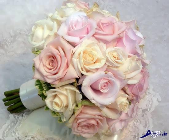 تزیین جدید دسته گل عروس