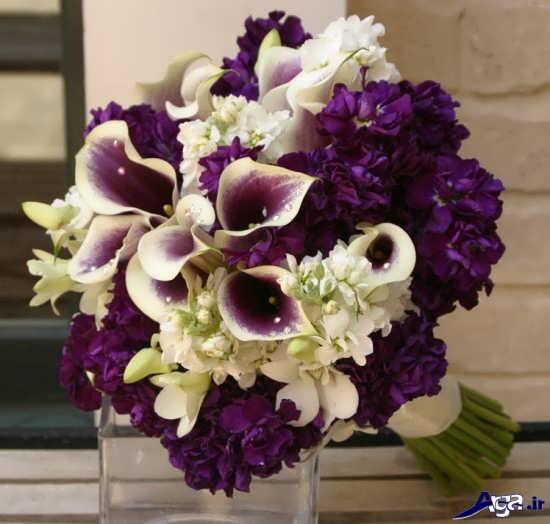 عکس دسته گل عروس جدید