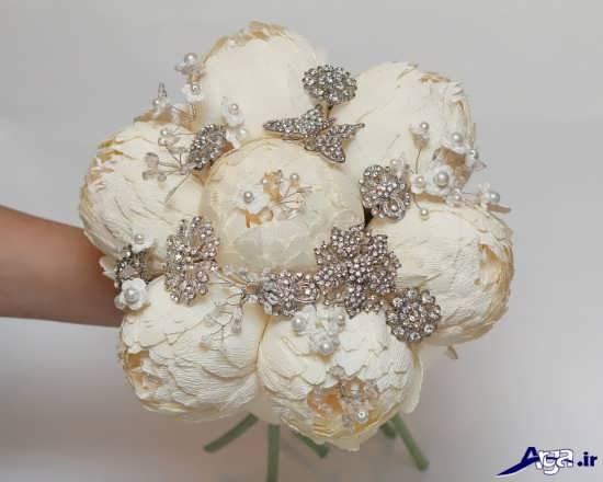 دسته گل جدید و شیک عروس