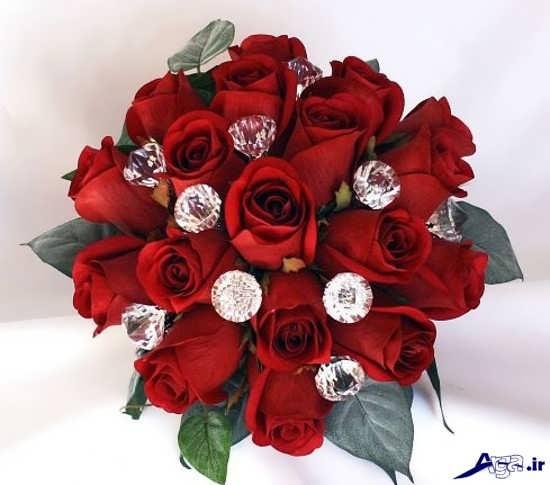 دسته گل برای عروس