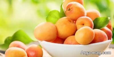 احتیاط در مصرف زردآلو