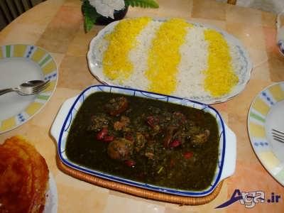 طرز تهیه برنج آبکش