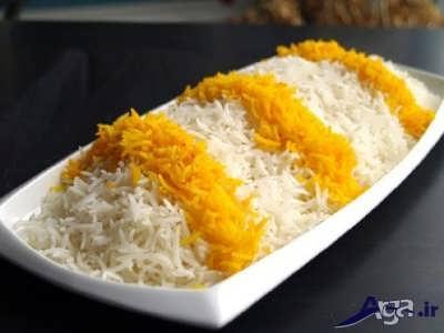 طرز تهیه برنج با دو دستور طبخ ساده و آسان