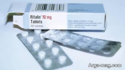 نکاتی در مورد داروی ریتالین