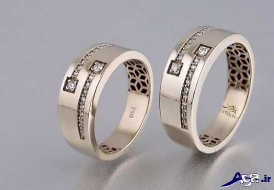 ست شیک و جدید حلقه ازدواج
