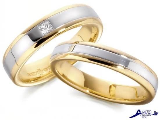 ست جدید و زیبای حلقه ازدواج