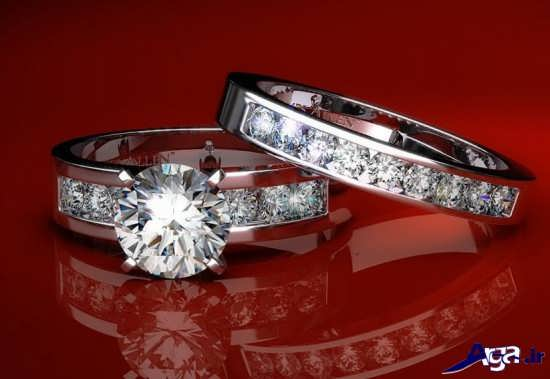 مدل حلقه ست ازدواج 2016