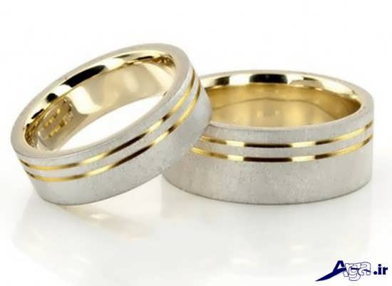 مدل حلقه ست عروسی