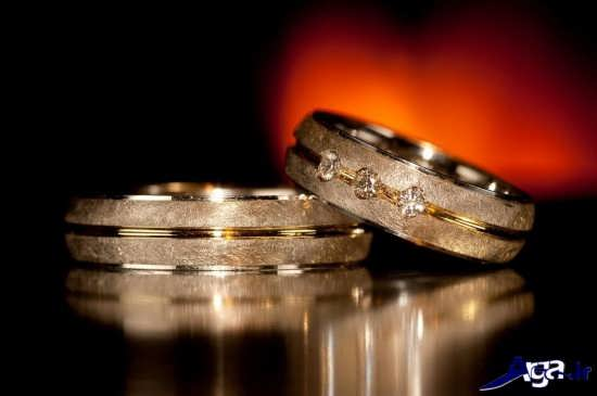 ست حلقه عروسی 95