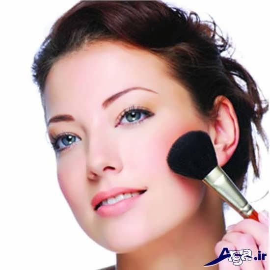 مدل های آرایش ساده برای خانم ها