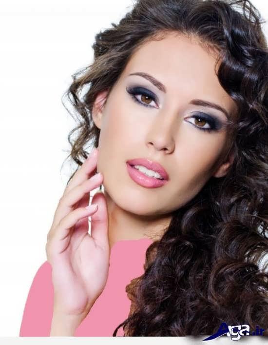 مدل آرایش زنانه جدید