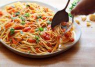 طرز تهیه اسپاگتی ایتالیایی در منزل