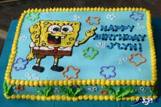 مدل های جدید کیک تولد