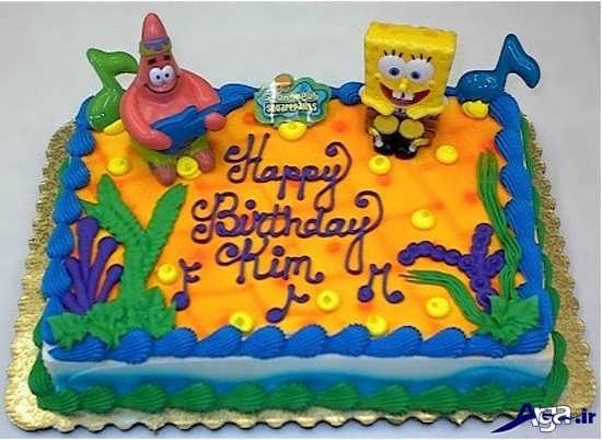 تم جشن تولد باب اسفنجی و پاتریک