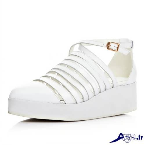مدل کفش لژ دار تابستانی