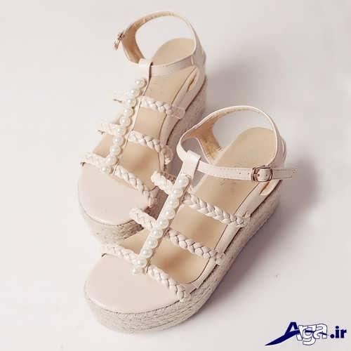 مدل کفش شیک و زیبا تابستانی