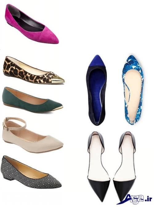 مدل کفش تابستانی در طرح های متنوع و زیبا