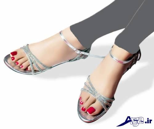 مدل زیبا و متفاوت کفش دخترانه