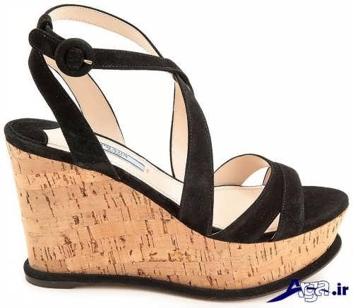 مدل کفش لژ دار زنانه