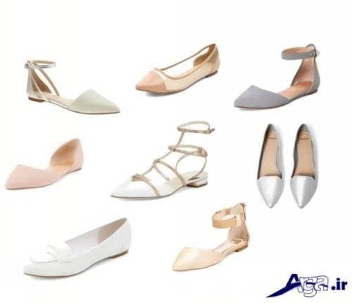 جدیدترین مدل های شیک و زیبا کفش تابستانی