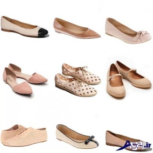 انواع مدل های متنوع کفش تابستانی زنانه و دخترانه