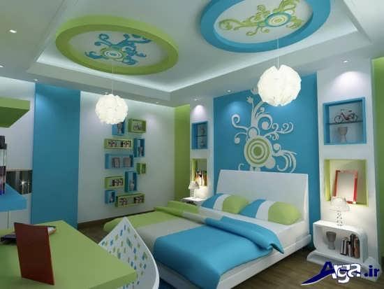 سقف کناف با طراحی جدید