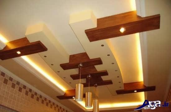 طراحی سقف کاذب جدید و شیک