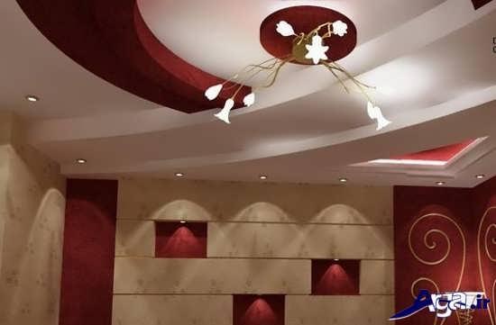 سقف کاذب با طراحی جدید