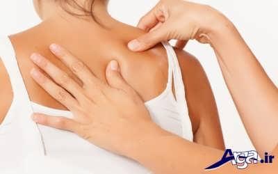 درمان با ماساژ آرتروز گردن