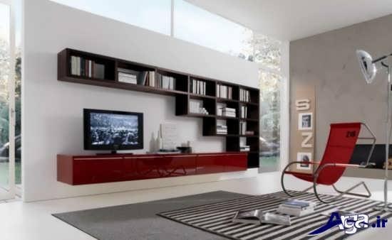 میز تلویزیون با طراحی جدید