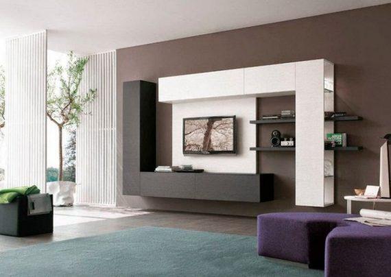 میز تلویزیون دیواری جدید و مدرن