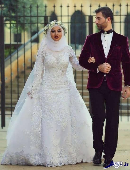 مدل عکس از عروس و داماد
