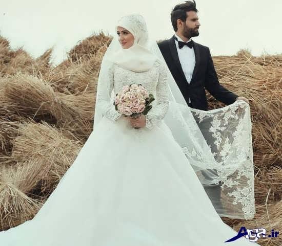 مدل عروس و داماد ایرانی