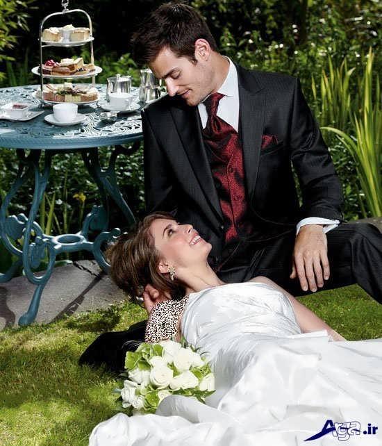 عکس عروس و داماد ایرانی